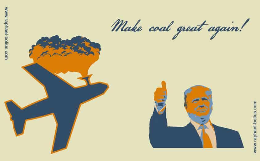 Donald Trump - Make coal great again - Bild 2
