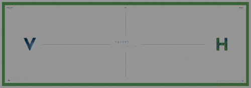 Minimalistisches Design: Velvethammer.net