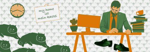 Im Homeoffice – Die Basics